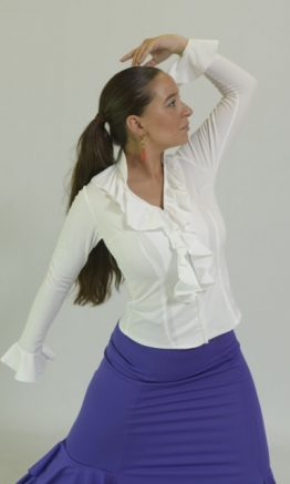 blusa de baile chorrera