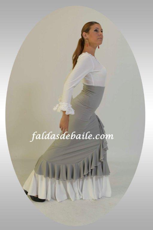 Falda de baile Aruca