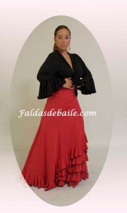 Falda de baile Ciudad Real
