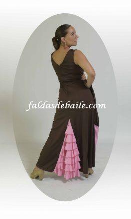 Vestido de baile Carmen