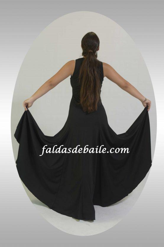 Vestido de baile clasico