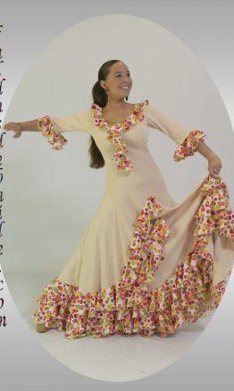 Vestido baile guajira