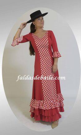 Vestido de baile modelo Alcalá